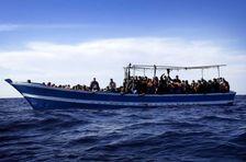 'Veel doden na zinken boot met immigranten'