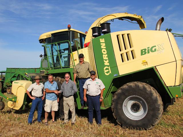 Die nuutste Krone Big X 700 maak stem dik in SA