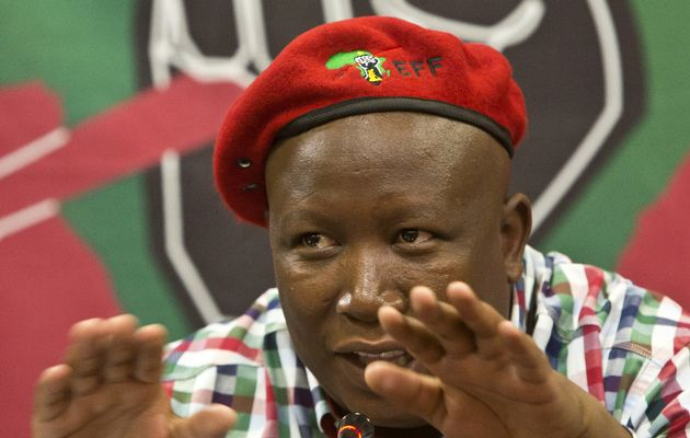 Afriforum lays criminal charges against Malema over land-grab comments