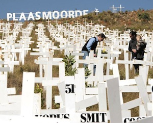 Place of sorrow: Farm murders and the public broadcaster