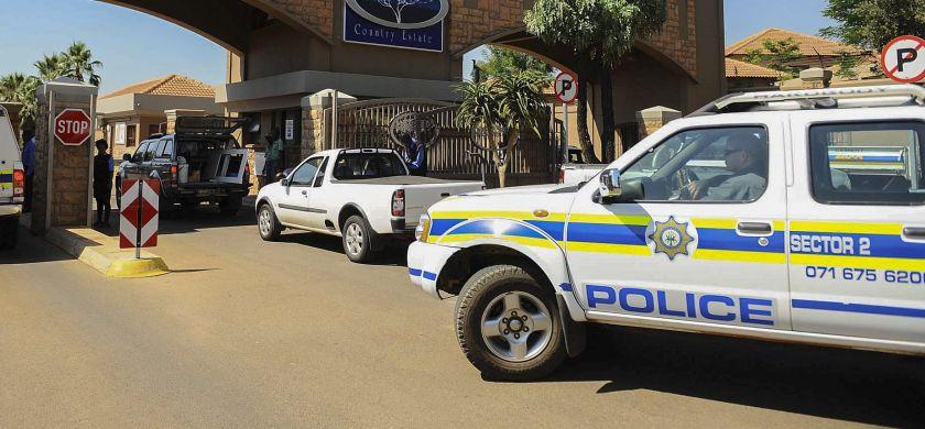 Nep-agent Zuid-Afrika ontmaskerd
