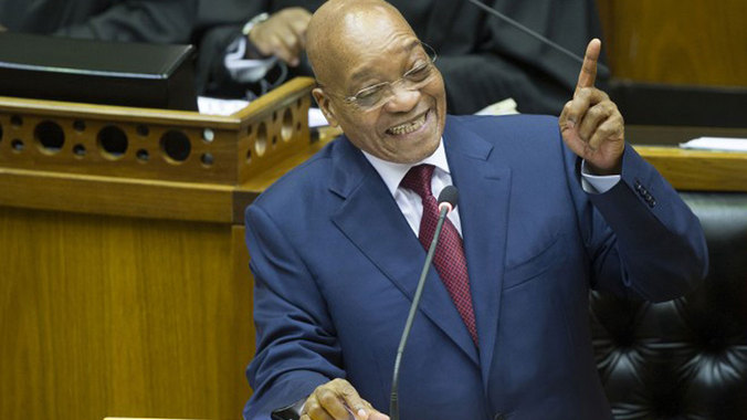 Zuma singling out Afrikaners as scapegoats – AfriForum