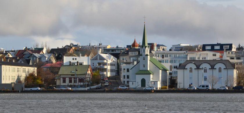 Syrië onveilig, IJsland niet