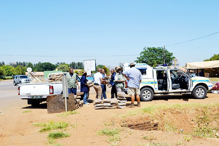 More illegal wood cutters caught