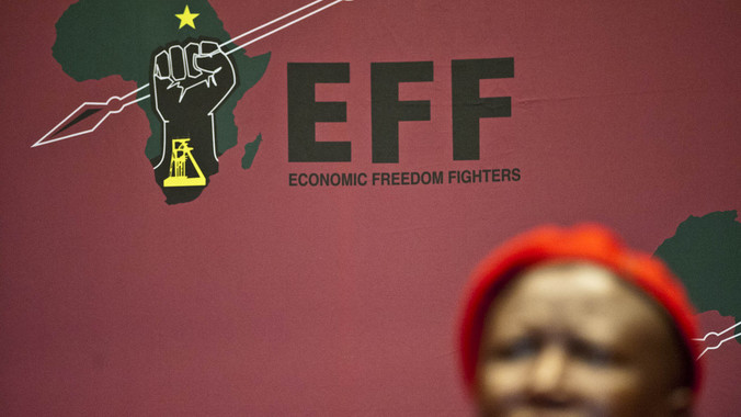 AfriForum lays charges against Malema for land grab comments
