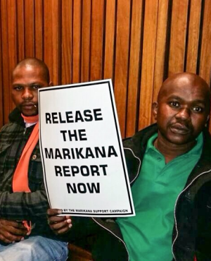Marikana miners should also be prosecuted for slain officers and guards …