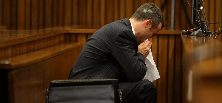 Pistorius-zaak geschorst