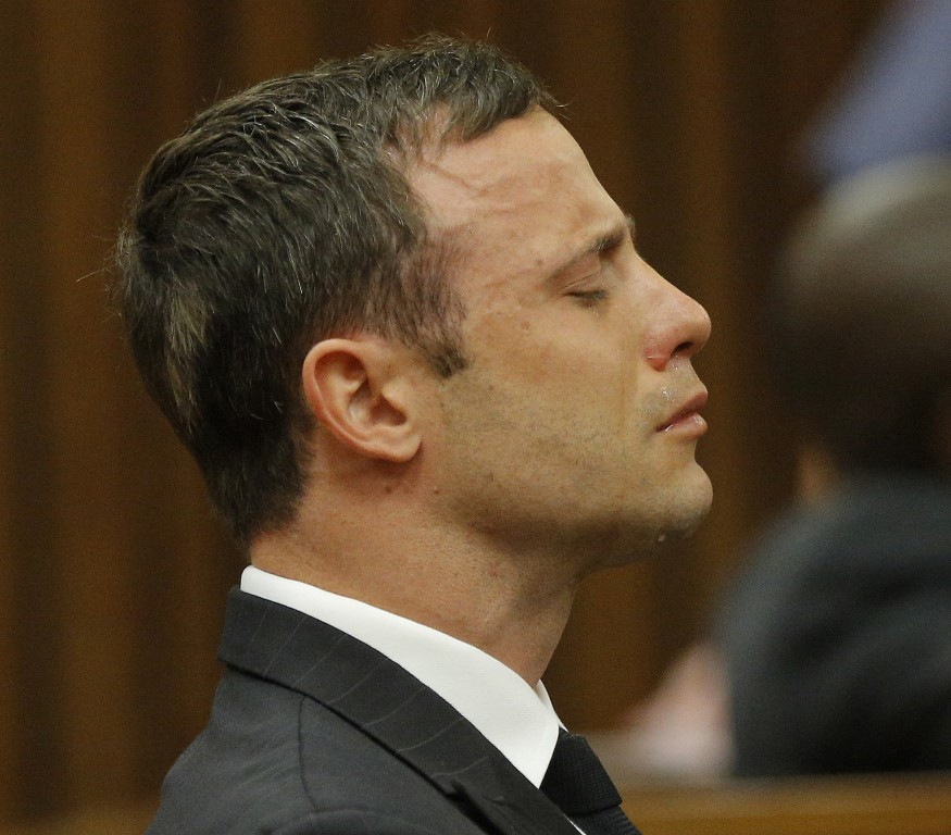 Pistorius appeal set for November