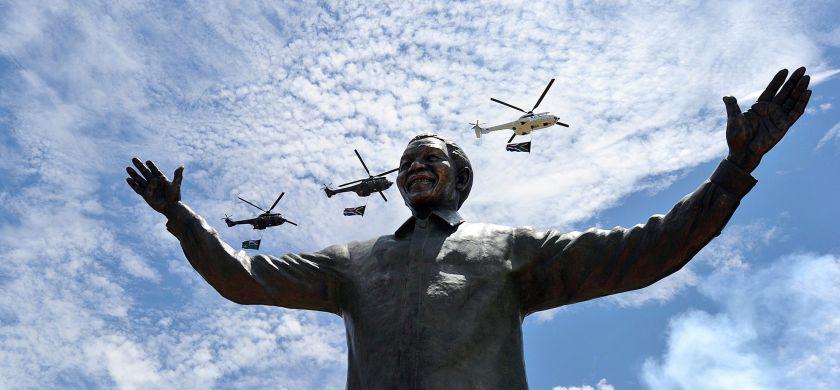 Minister Zuid-Afrika verongelukt