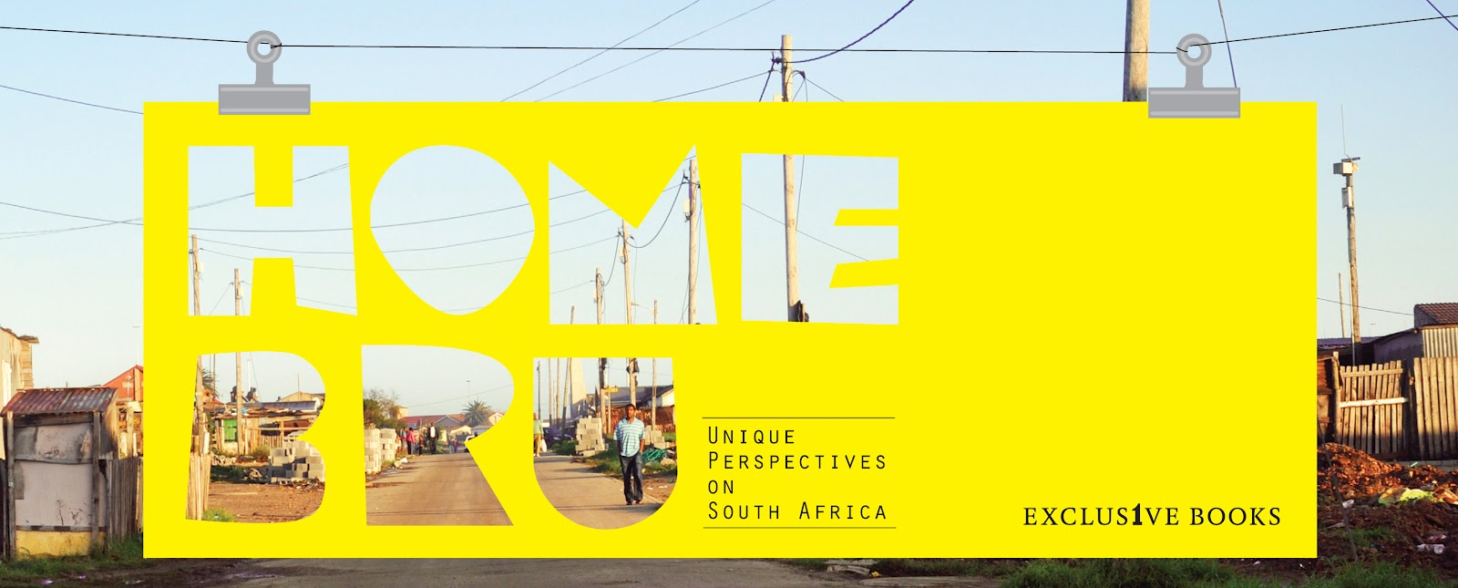 2012 Exclusive Books Homebru List: Unique Perspectives on South Africa
