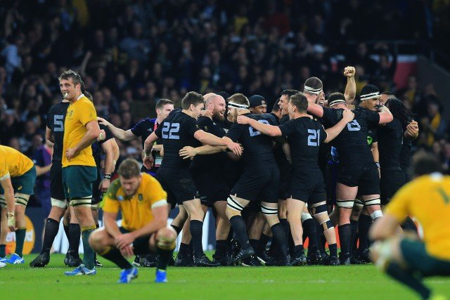 All Blacks 'just too good'