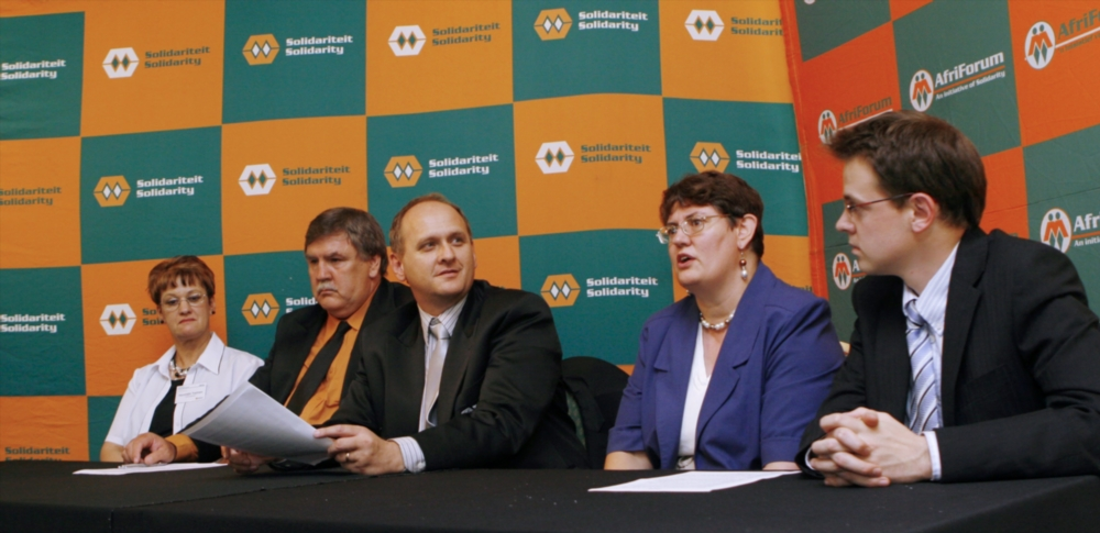 AfriForum release 'minority rights' study