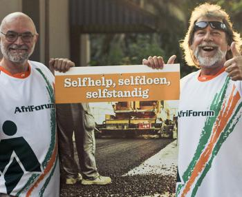 Activist Wally retires as AfriForum chairman