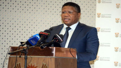 Afriforum to report Mbalula to international sports bodies