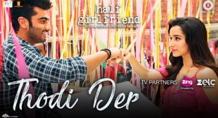 Thodi Der Lyrics – Farhan Saeed
