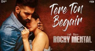 Tere Ton Begair Lyrics