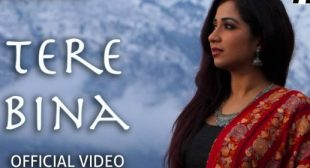 Tere Bina Lyrics – Shreya Ghoshal | LyricsHawa