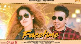 Facetime Song by Bhinda Aujla