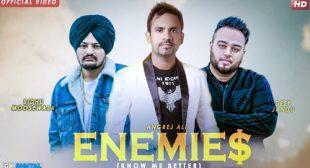 Angrej Ali Song Enemies