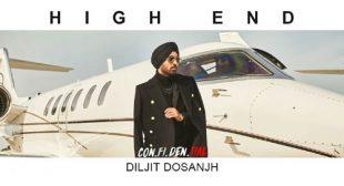 High End Lyrics – Diljit Dosanjh