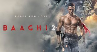 Get Soniye Dil Nayi Song of Movie Baaghi 2