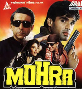 Get Tip Tip Barsa Paani Song of Movie Mohra