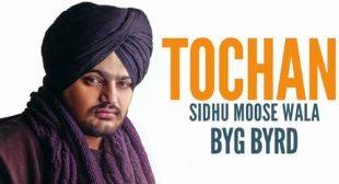 Sidhu Moose Wala Song Tochan