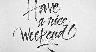 Weekend SMS