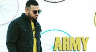 Garry Sandhu Song Army