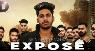 Expose Lyrics – Raja Game Changerz