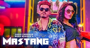 Neha Kakkar Song Mustang is Out Now