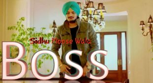Boss Lyrics – Sidhu Moose Wala