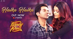Halka Halka Lyrics – Sunidhi Chauhan