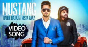 Mustang Song by Mista Baaz