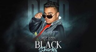 Black Shades Song by Romey Maan