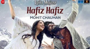 Hafiz Hafiz Lyrics – Mohit Chauhan