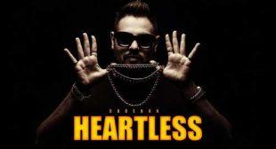 Badshah Song Heartless
