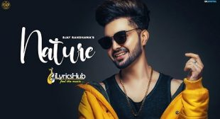 NATURE LYRICS – B JAY RANDHAWA, MISS POOJA | iLyricsHub