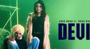 Devil Lyrics – Sony Maan