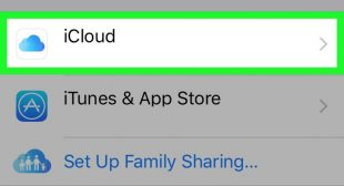 How to remove all apps and app data from iCloud
