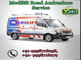 Get More Reliable Ambulance Service Gumla by Medilift Ambulance