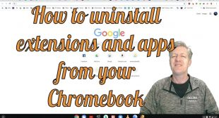 How to Add and Remove Extensions or Apps on Chromebook