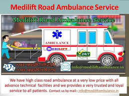 Avail Medilift Ambulance Service in Hazaribagh for Shift the Patient