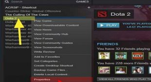 How to Troubleshoot Dota 2 Performance or Game Crashes Issues