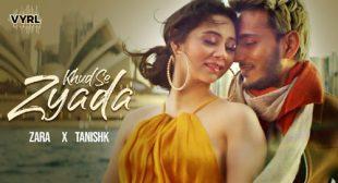 Khud Se Zyada Lyrics – Zara Khan
