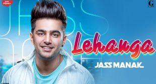 Lehenga Lyrics – Jass Manak