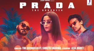 Prada Lyrics – Alia Bhatt | Prada Latest Song | Shetty Production