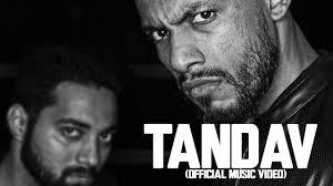 TANDAV (DINO JAMES) LYRICS in Hindi & English | Shetty Production