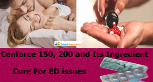 Cenforce 150, 200 and Its Ingredient – Cure For ED issues