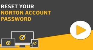 How to Reset the Password of Norton Antivirus Account?